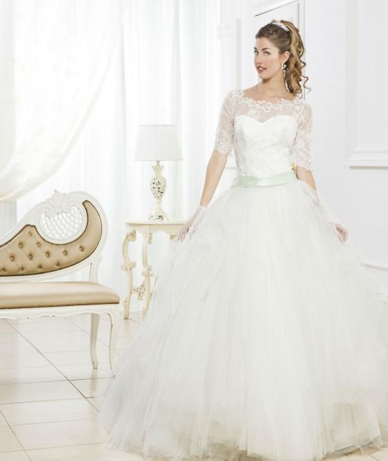 481f3f11895c Abiti da Sposa e Vestiti per Cerimonia Eleganti e Raffinati