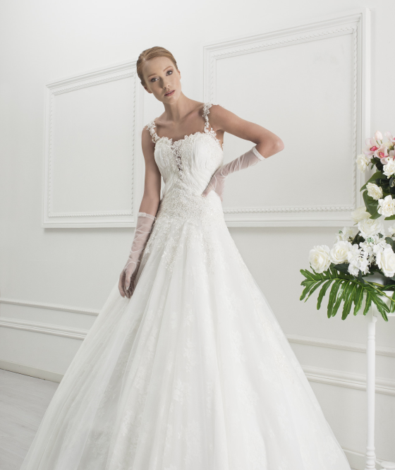91bda4231497 Abiti da Sposa e Vestiti per Cerimonia Eleganti e Raffinati